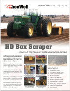box scraper hd pdf brochure